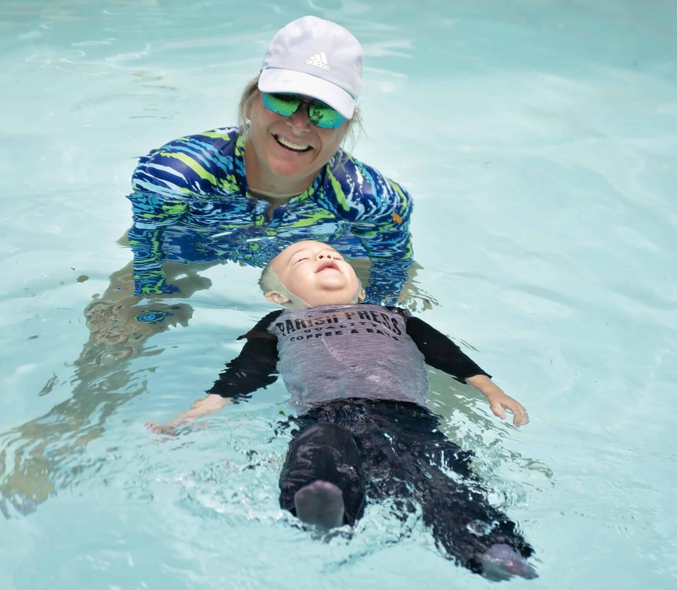 Life Saver Survival Swim -     Swim-2-Float